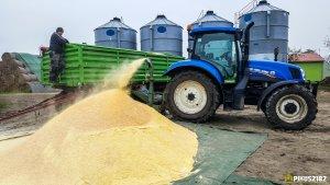 Śrutowanie kukurydzy!