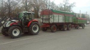 Steyr kompakt 4085 + HKD18 + d47