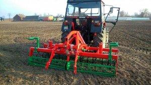 Agregat uprawowy Agro-Masz 3m