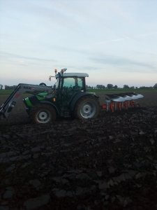 Deutz- Fahr Agrofarm 410 i Agrolux
