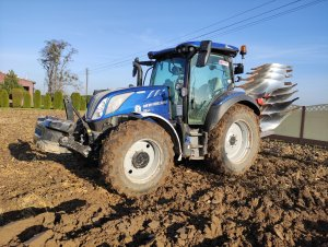 New Holland T5.140
