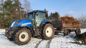 New Holland T7 .165S