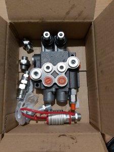 Rozdzielacz hydrauliczny Badestnost P40