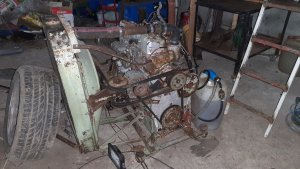 Silnik Perkins 4.270