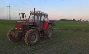 Zetor 16145 + Agromet Brzeg N041/2