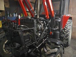 Ursus c362 4x4 z silnikiem mercedesa
