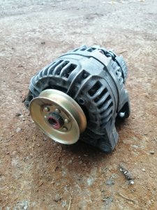 Alternator do Ursusa C-360