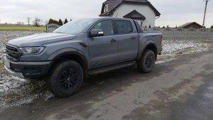 Ford Ranger Raptor N1