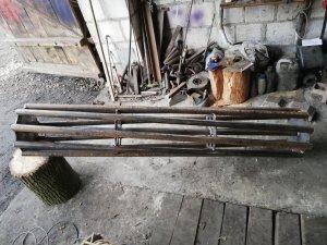 Wał rurowy 1.8m fi 300mm