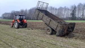 Rozrzutnik 3.5 tony