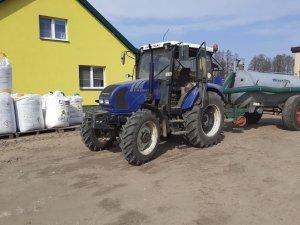 Farmtrac 70 4wd & beczkowóz benken