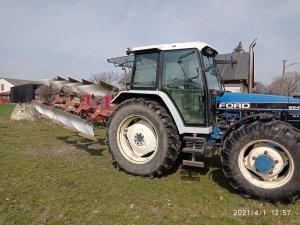 Ford 6640 Turbo & Fenet