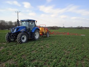 New Holland T6.125S i Woprol Proton 1500
