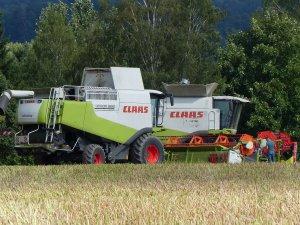 Claas Lexion580/600