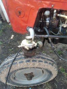 Zetor 4011 Turbo