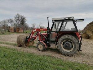 Zetor 5011 & Ładowacz czołowy Agro Max