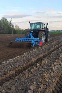 Brona talerzowa Agro-lift 2,5m