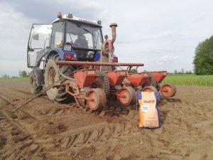 Farmtrac 675DT i Becker