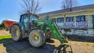 John Deere 6320