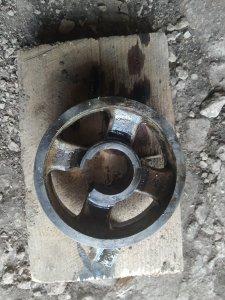 Koło hamulczyka E512