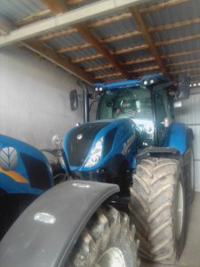 New Holland T6.180 Electrocommand