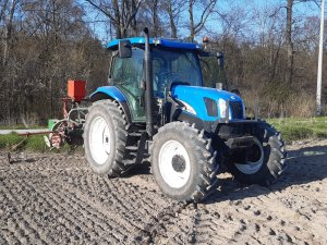 New Holland TS110A Hassia Unisem