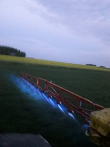 Oświetlenie belki