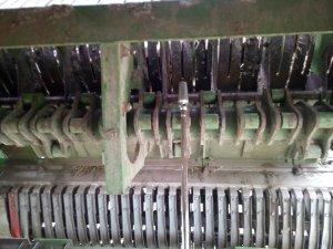 Rotor i dysza turbo