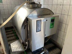Schładzialnik mleka
