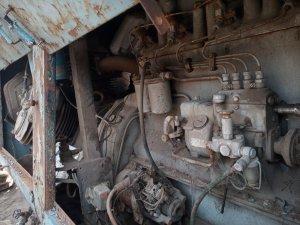 Sprężarka spalinowa z silnikiem Andoria