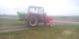 Zetor 5211 & MS 500