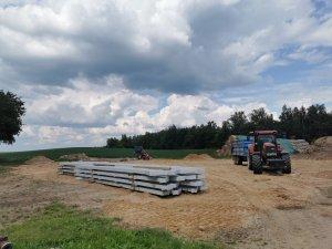 Budowa magazynów 2x200t & 18x35m