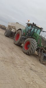 FENDT 927 Streumaster SW 10 TA