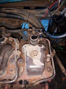 Głowica silnika MWM