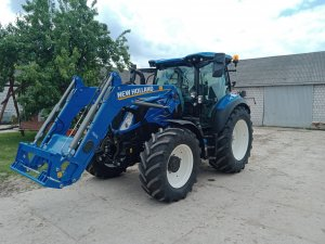 New Holland T5.110 Dynamic Command