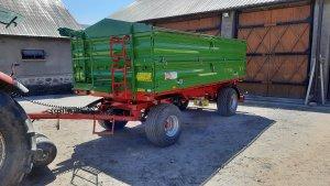 Pronar 672 8 ton.