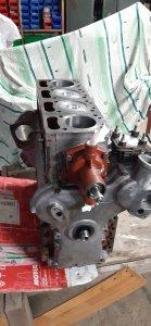 Remont silnika do Ursusa C360