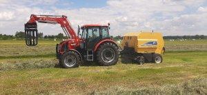 Zetor Proxima Plus New Holland BR6090