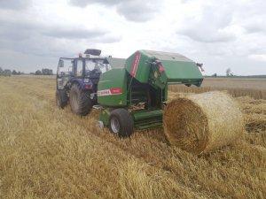 Farmtrac 675DT i Sipma 1221 Farma plus