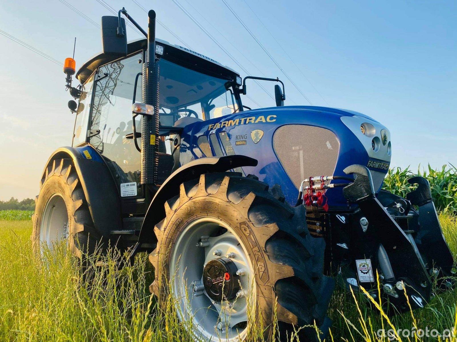 Farmtrac 680