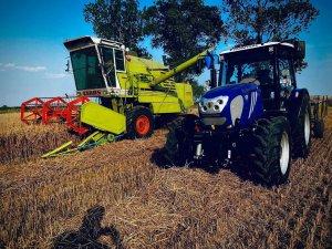 Claas Mercator / Farmtrac 680 DTN
