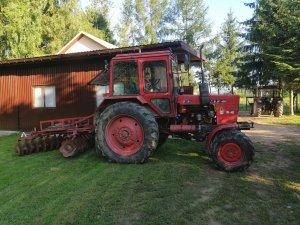 Mtz 82 & Famarol Słupsk 2.4m