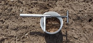 Laska do prób glebowych