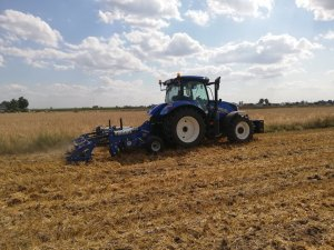 New Holland T6.125S LandStal GSC 300