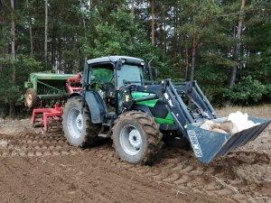Deutz fahr agrofarm & euromasz & amazone d7