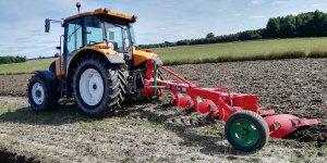Agro-masz PJ4 + Renault Ares 550