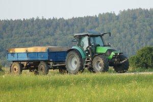 Deutz-Fahr Agrotron K610