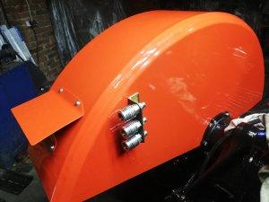 Dodatkowa hydraulika Ursus c360