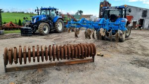 New Holland T6.175 & T7.210