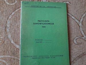 Przyczepą T005